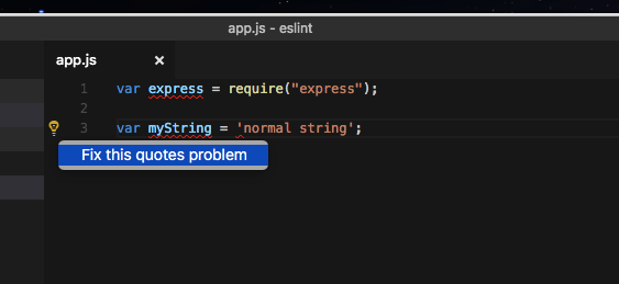 ESLint for Javascript debugging | /* Trending_Code */